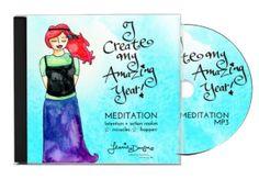 I Create My Amazing Year Meditation #sapphiresoul