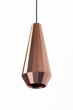 LOW VIEW - Copper-Light CL-16 designed by David Derksen