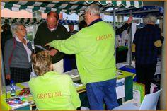 Stichting Groei en Bloei ook op de Zilveren Krachtbeurs. Vrijwilligers en leden zijn welkom