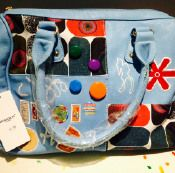 Shopping Bag 44  solo #rigorosamente °LowCost da #MigliardiStore 17,82 euro