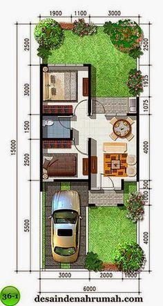 Desain rumah minimalis paling update tahun 2015 terbaru yang akan berbagi tentang interior, eksterior, pondasi rumah dan denah rumah minimalis