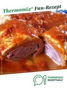 Gerollte Ofenschnitzel Toskana von Thermielfe. Ein Thermomix ® Rezept aus der Kategorie Hauptgerichte mit Fleisch auf www.rezeptwelt.de, der Thermomix ® Community.