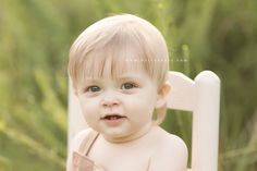 Isaac Turns One | Raleigh Baby Photographer | Be True Baby