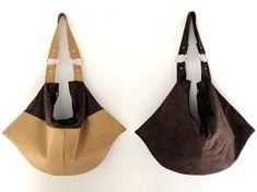 Swing : boho chic bag pattern #sewing #bag (French version here : http://sacotin.com/boutique/patron-sac-swing)