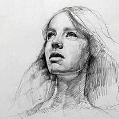 Quick sketch..happy weekend everyone