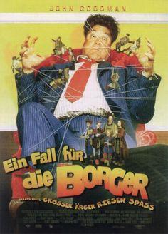 Poster zum Film: Fall für die Borger, Ein