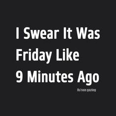 Lunes - Monday!!!
