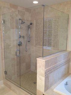 Luxury Frameless Glass Shower Door Shower Doors Orange County Frameless Shower Glass In Oc