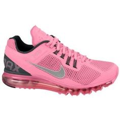 Nike Air Max 2013 Women's Laser Purple Reflective Silver Midnigh