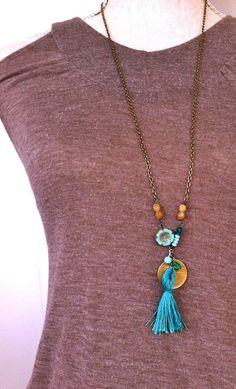 beaded-tassel-necklace-JewelryRosy-VcWZIfU2.jpg (570×941)