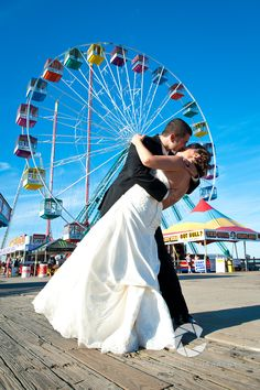 Jersey shore wedding photo by Cuppek Photography