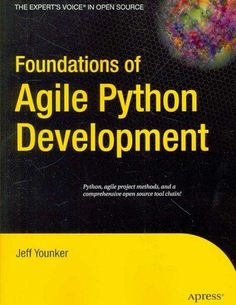 Provides information on building and maintaining Python applications through agile methods.