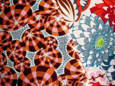 Anna Maria Horner Fabric Fat Quarter by LoomAndShuttleFabric