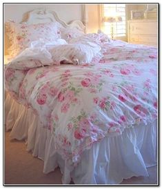 Simply Shabby Chic Bedding White
