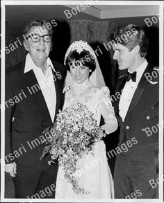PB PHOTO abs-600 Dean Paul Martin Jr Actor with Dorothy Hamill