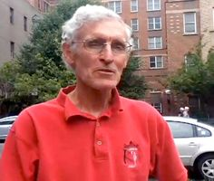 Mike-Golash: Former Amalgamated Transit Union local 689 president Mike Golash told an Occupy DC gathering on August 19, 2012 that his goal is to overthrow capitalism in the United States and institute a Communist government. (YouTube)