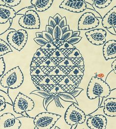 Charleston Fabric by Clarke & Clarke | Jane Clayton