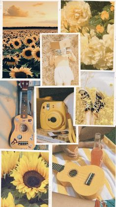 ~yellow collage~