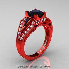 Pra quem quer sair da mesmice, anel de noivado contemporâneo