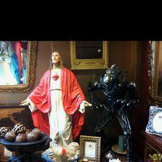 Jesus and Alien