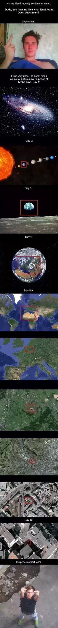 Google Maps Revenge