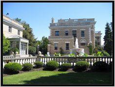Buffalo NY ~ Butler Mansion by Onasill, via Flickr