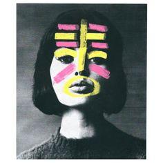 Joe Cruz-Pastel Portrait III- Archival Giclee Print-Scream Editions- limited edition prints-www.screameditions.com
