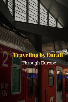Train travel by Eurail through Europe - a summary of services and benefits and a personal travel perspective of using the Eurail train system and Eurail app. http://travelphotodiscovery.com/eurail-travel-across-europe/