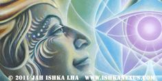 8.5 x 11 passe-partout Eco Art Print le One Eye par IshkaNexus