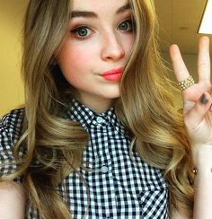 "||Sabrina Carpenter|| Hey I'm Sabrina Smith. I'm 16 and single. My older sisters are Hayley and Dakota. I act the on the Disney channel show ""Girl meets world"". I also have a singing career. My best friends are Corey,Rowan, and Peyton. Come say hi?"