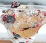 Fast Paleo » Chocolate Chia Mousse - Paleo Recipe Sharing Site