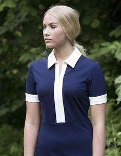 Jumperfabriken Vicky Short Sleeve Dress