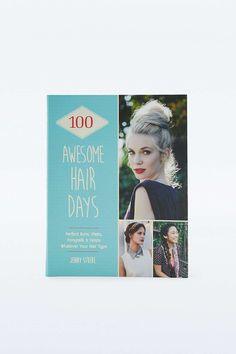 100 Awesome Hair Days Book