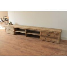 "TV-Meubel ""Sanne"" Tv, Entryway Tables, Cabinet, Storage, Furniture, Home Decor, Wood, Projects, Atelier"