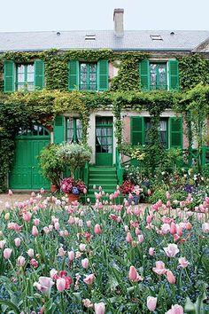 Jardins do Monet II, maravilhoso