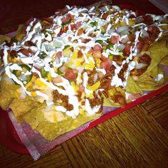 Loaded nachos