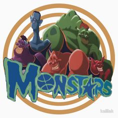space jam monstars - Buscar con Google