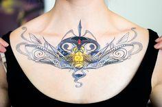 Jafarinspired Aladdin Temporary Tattoo by SeventhSkin on Etsy
