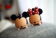 :3 kawaii mimi and mickey