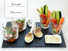 3x Lekkere amuse - My Simply Special