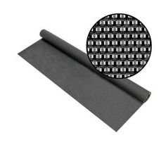 Phifer 36 in. x 25 ft. Charcoal Super Solar Screen for the RV windows when parked at home to reduce deterioration of window seals. Use magnets to attach to outside of window.