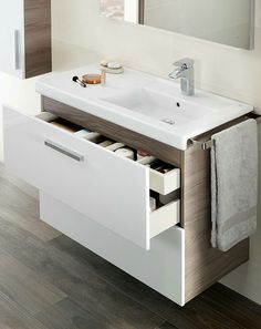 Space saving bathroom ideas