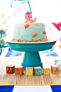 Baby Shower Party | Summer Cake Swiming | Pinterest Baby Cake - Baby Cake ImagesBaby Cake Images
