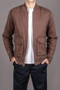rvca 'the commander' jacket