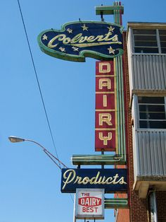 Colvert's Dairy Products..... Ardmore, OK