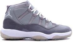 The Air Jordan 11 is one of the most celebrated and coveted Air Jordan shoes. Get the history and release info of the Air Jordan here. Nike Air Max, Nike Air Jordan 6, Air Jordan Shoes, Jordan Sneakers, Jordan 11 Gamma Blue, Jordan 11 Cool Grey, Women's Shoes, Grey Shoes, Shoes Sneakers