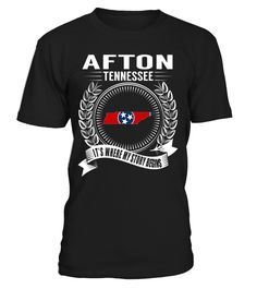 Afton, Tennessee - It's Where My Story Begins #Afton