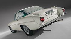 Aston Martin DB2-4 MkII 'Supersonic' by Carrozzeria Ghia 1956