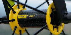 MAVIC Celebrates 125 Years with New Ksyrium 125 - Peloton Magazine Bicycle Types, Bicycle Parts, Mtb, Bicycle Garage, Us Companies, Cycling Shoes, Bicycle Components, Mavic, Road Bikes
