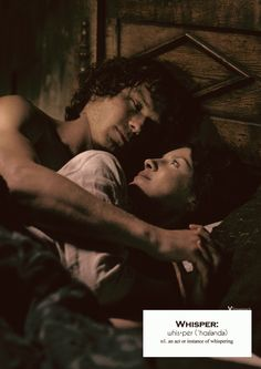 39 of the Sexiest (Borderline NSFW) Moments From Outlander Jamie Fraser, Claire Fraser, Jamie And Claire, Outlander Season 2, Outlander Casting, Outlander Tv Series, Voyager Outlander, Outlander Gifs, Outlander 2016